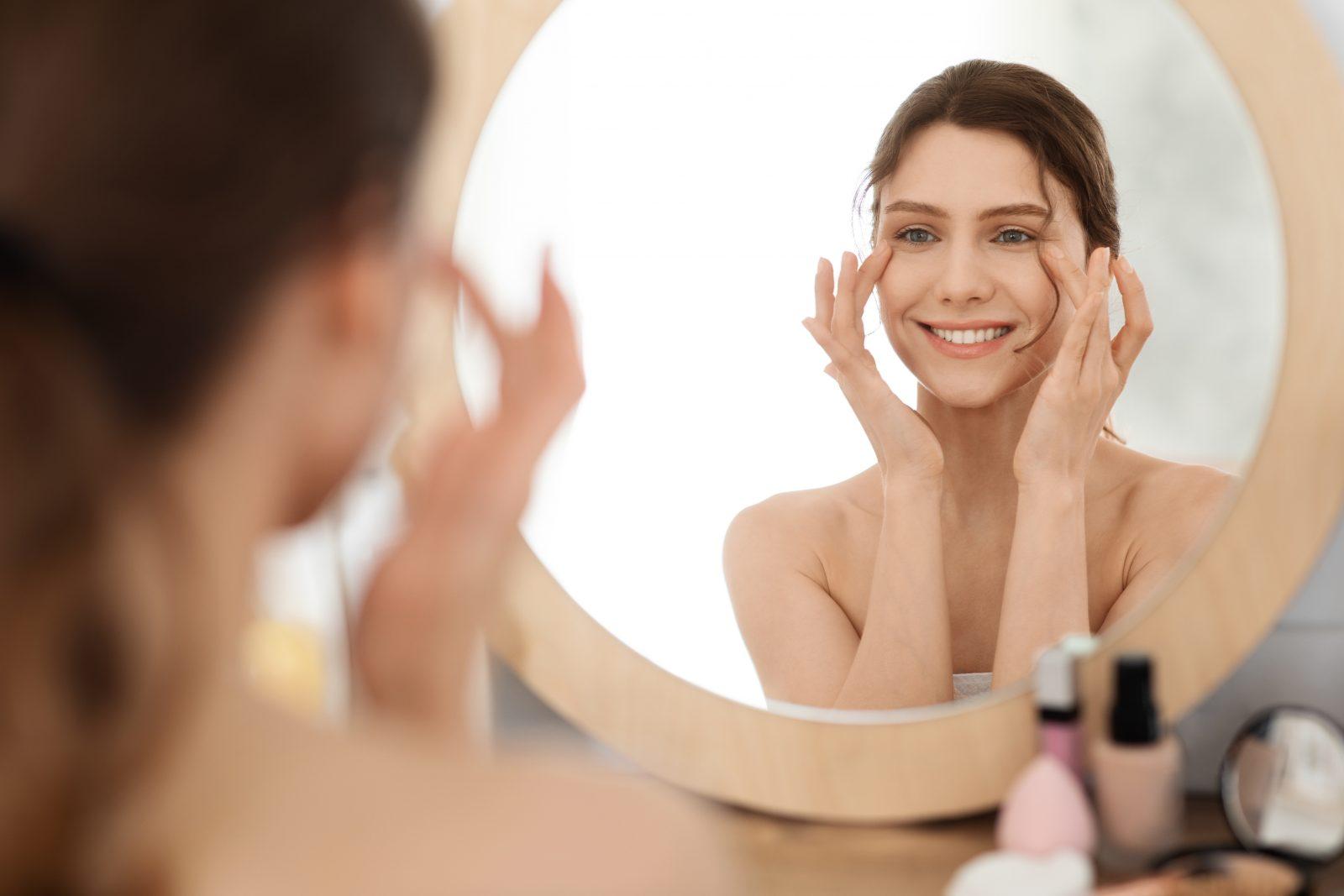 skincare routine for oily combination skin